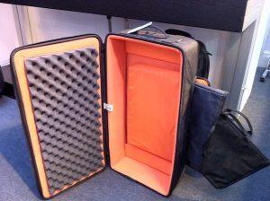 UDG Pioneer DDJ-T1 and DDJ-S1 bag