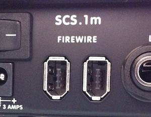Stanton SCS-1 FireWire