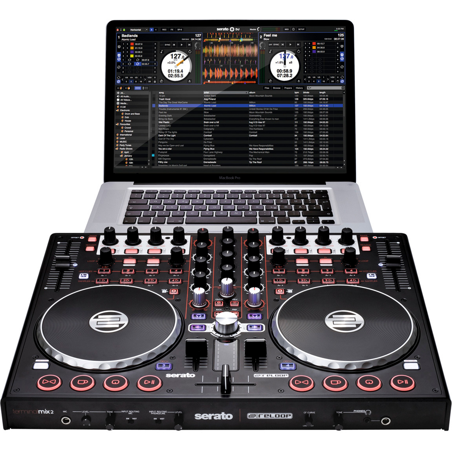 Do hip hop and digital DJ controllers mix?