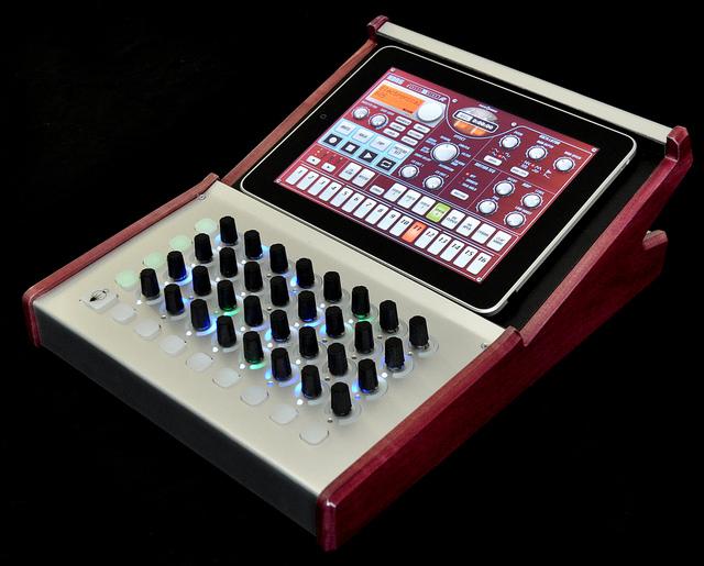 Livid Code Station iPad controller