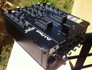 DJ Tech X10 Digital Mixer