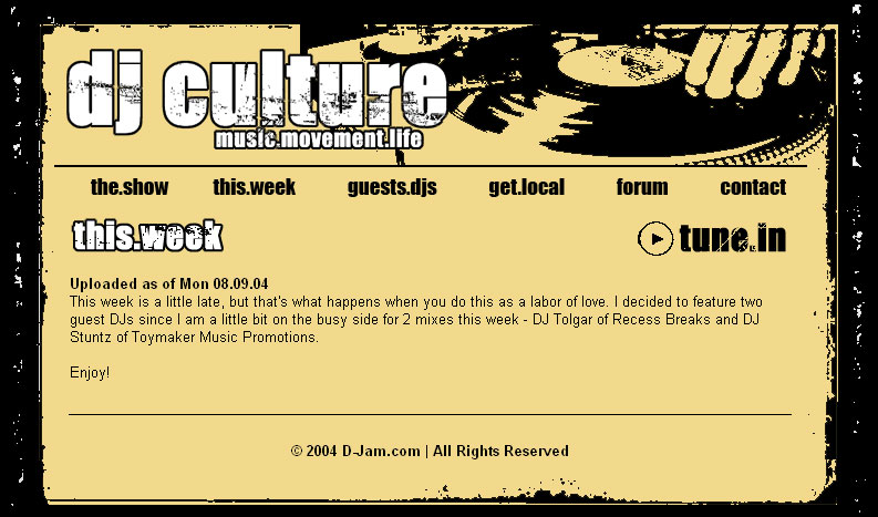 DJ Culture Podcast