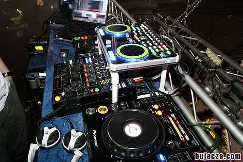CDJ and digital