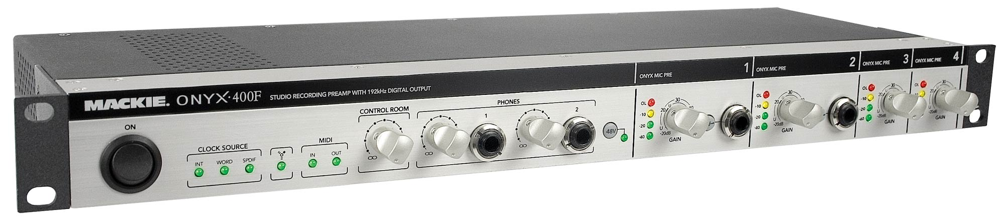Rikki's Onyx 400F is a fantastic audio interface for recording - but it's important to understand the signal paths to record successfully with it.