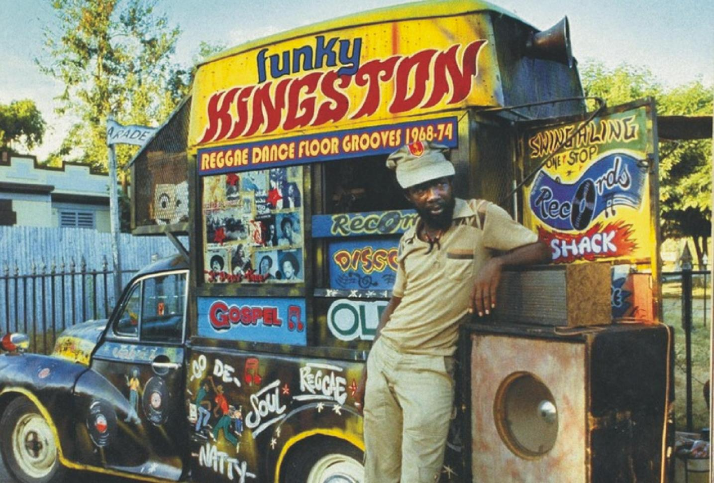 You just know that this Jamaican soundsystem rocked, don't you?