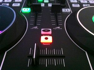Hercules DJ 4Set fader