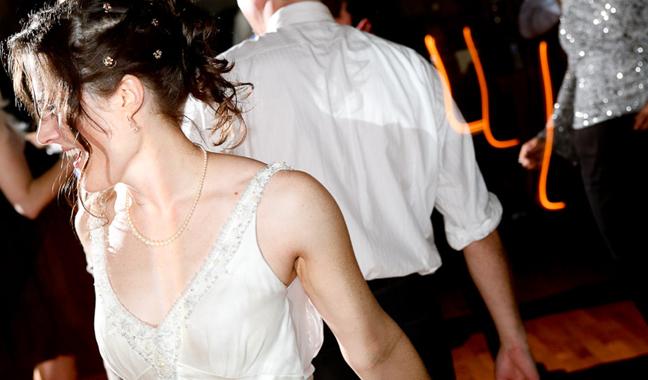Wedding DJing