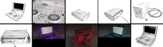 DJ sound control