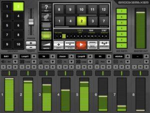 Create DJ remixes iPad