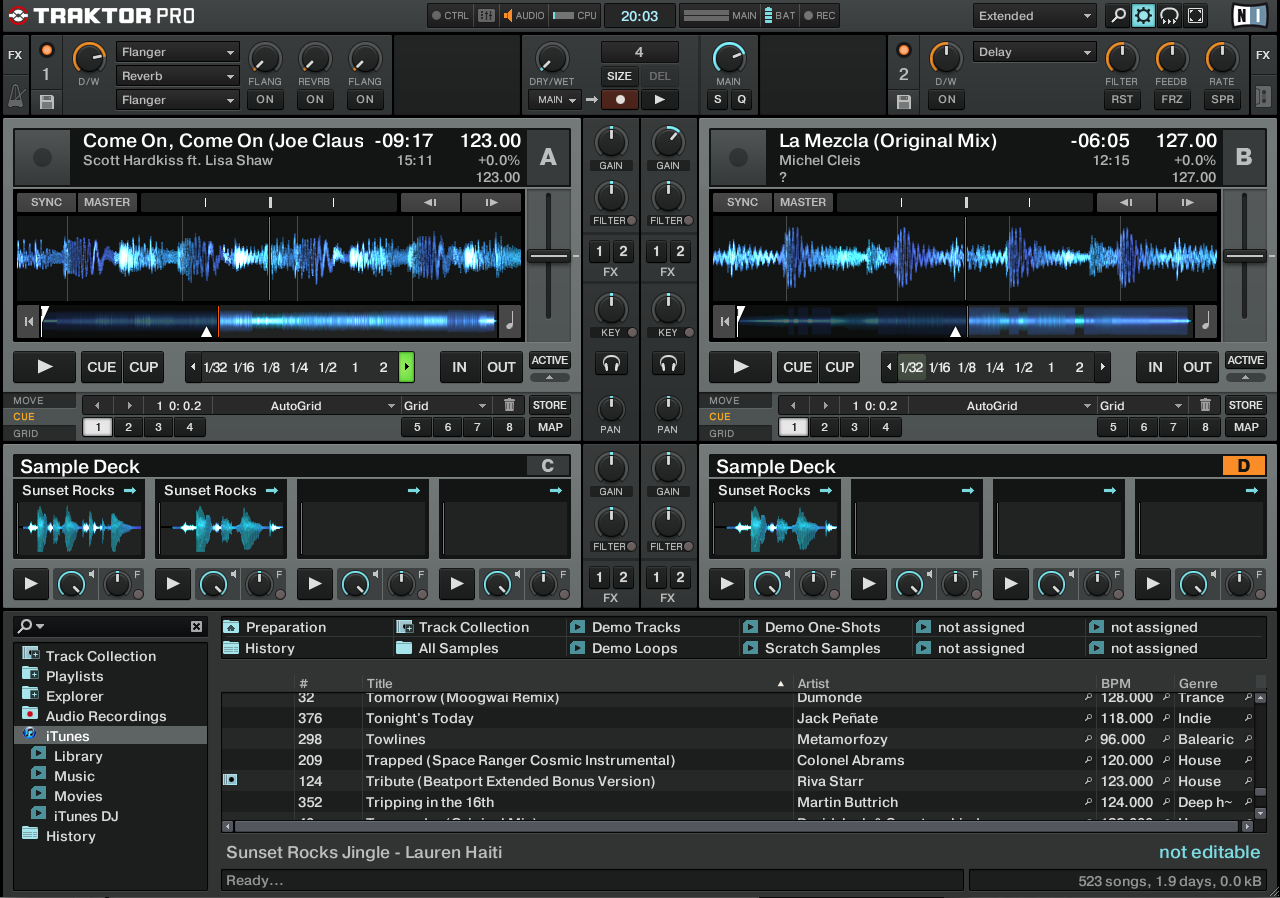 Traktor Pro 2 Tips Tricks
