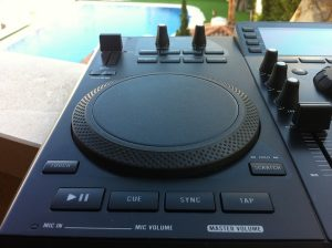 Stanton SCS.4DJ Review - Touch function
