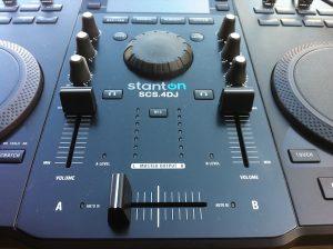 Stanton SCS4.DJ Review - mixer