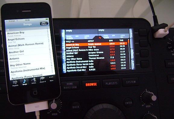 Stanton SCS.4DJ review - iPhone