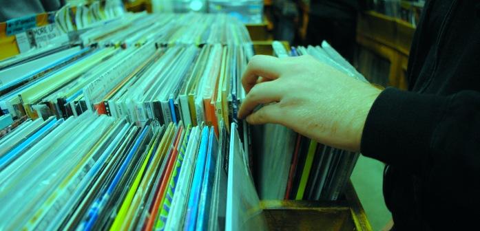 vinyl browsing