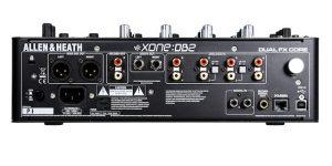 Xone DB2 back
