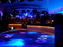 Empty dancefloor