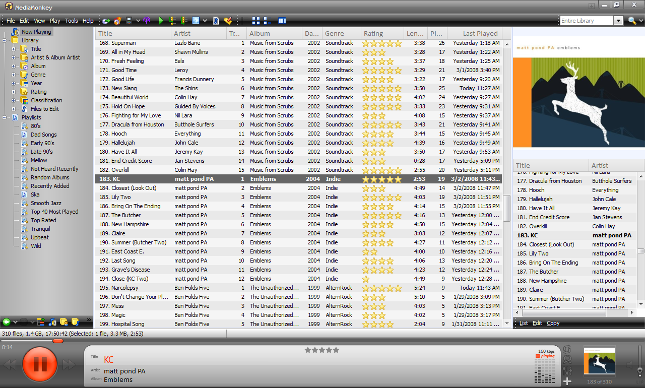 MediaMonkey vs iTunes... which is best for DJs? Is it worth persevering with iTunes even if you prefer MediaMonkey?