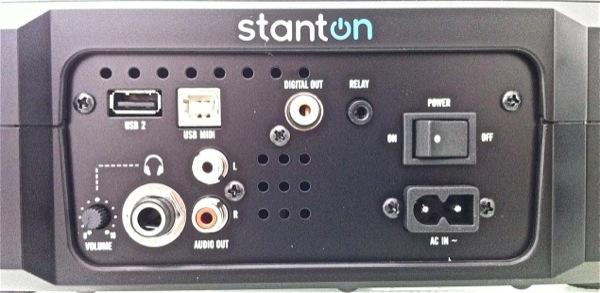 Stanton CMP.800 back