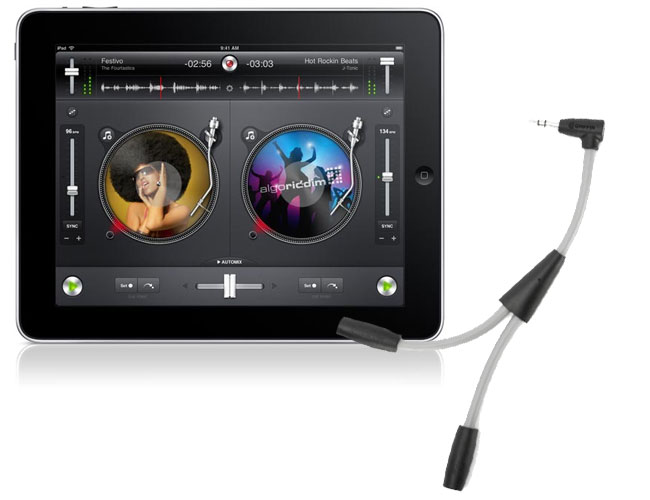Got an iDevice? Want to start using it for DJing? Here are some products you can casually drop into conversation when your Christmas pressies get mentioned...