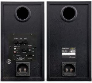 Reloop ADM5 Active DJ Monitor Rear