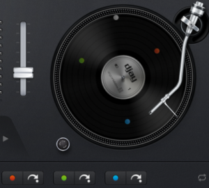djay 4 For Mac cue points