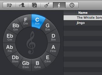 djay 4 for Mac harmonic