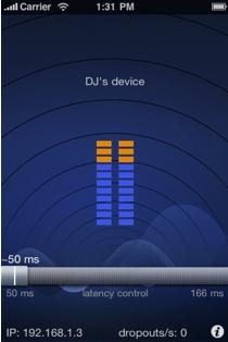 DJ Player NetOut
