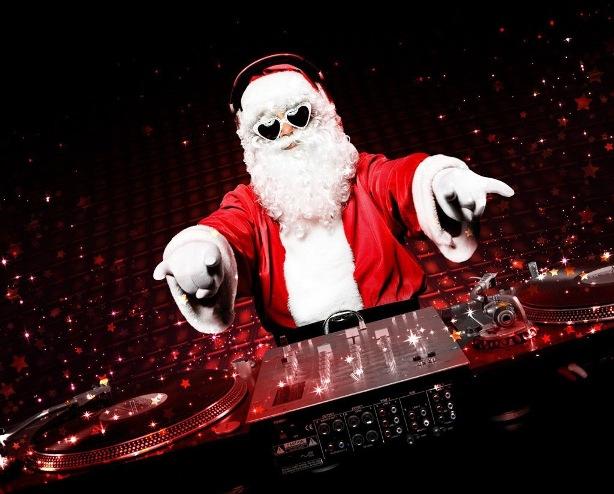 BG DJ Santa