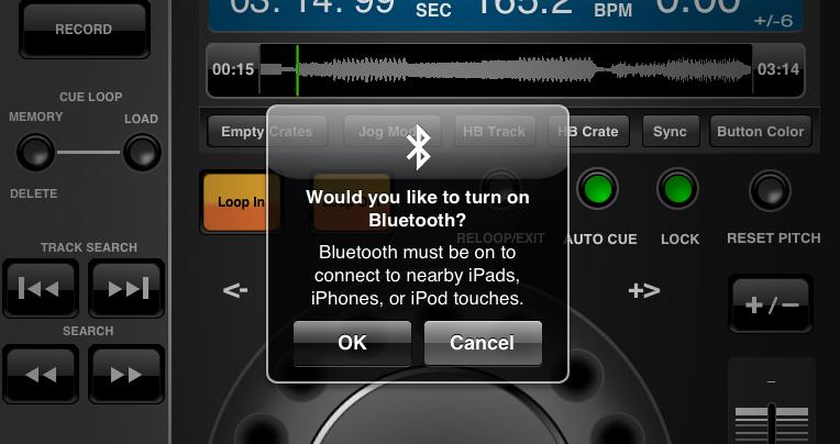 BluetoothSync