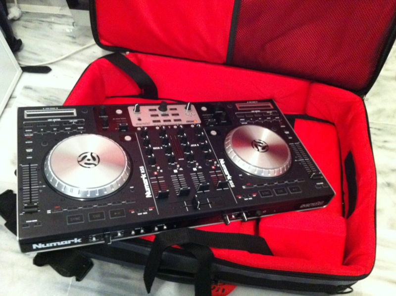 Namba Juju Magic Bag Numark NS6