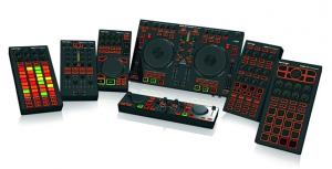 Behringer new controllers