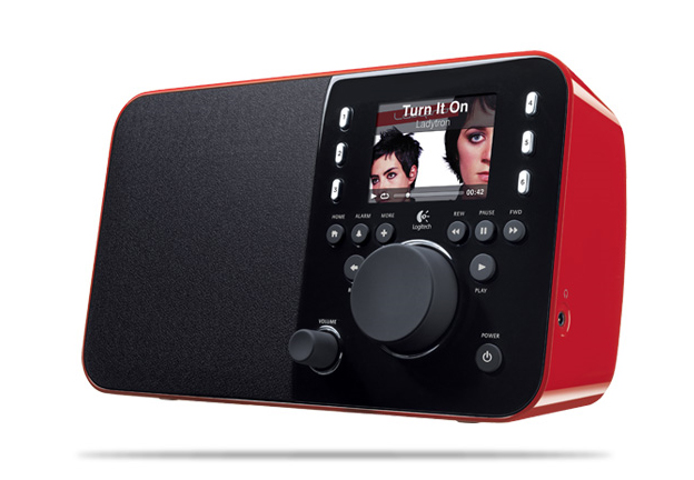 Why not invest in a network-enabled radio so you can have potential great new music playing away from your computer in your home more often?