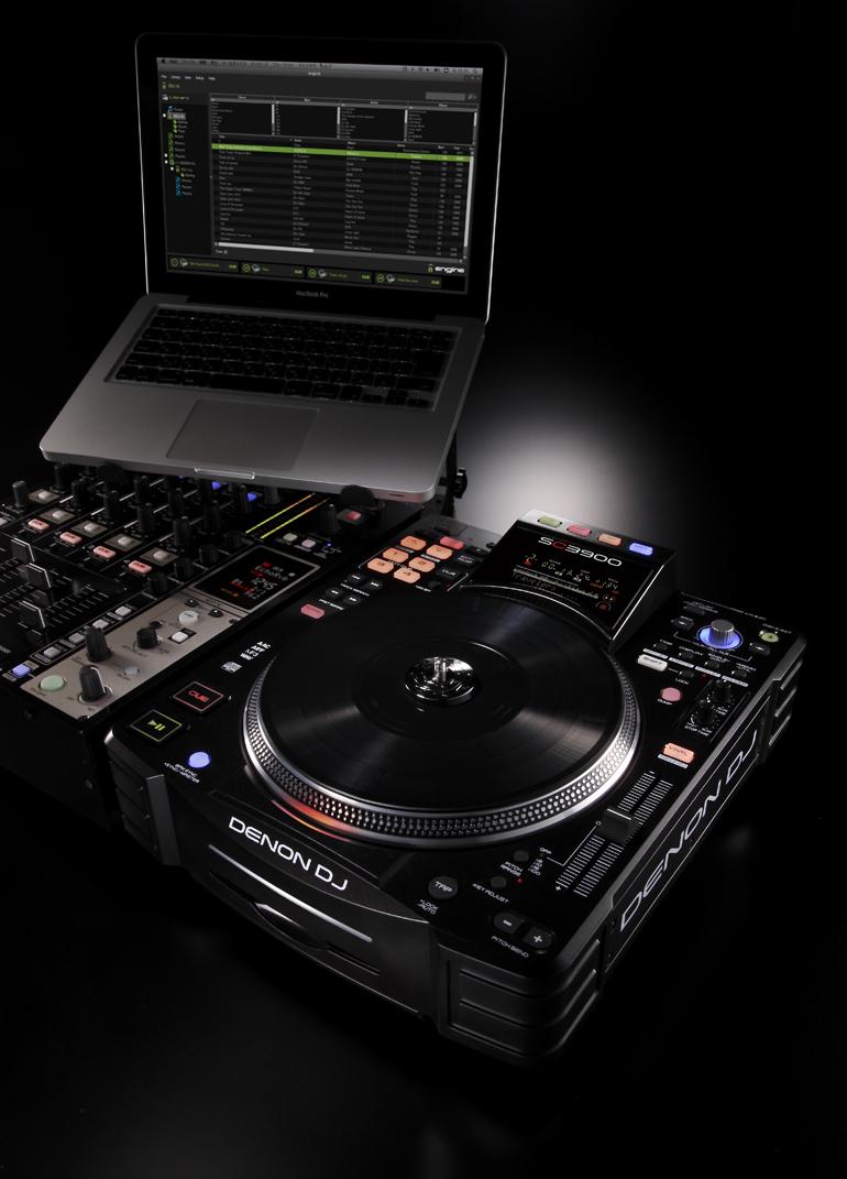 Denon SC3900 Rekordbox Software