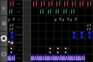 The sequencer for Paris in Synse