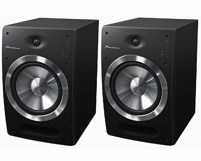 Pioneer S-DJ08 speakers review