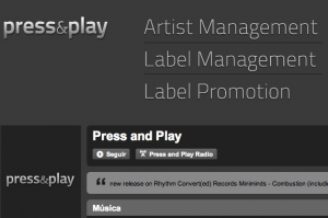 Press & Play