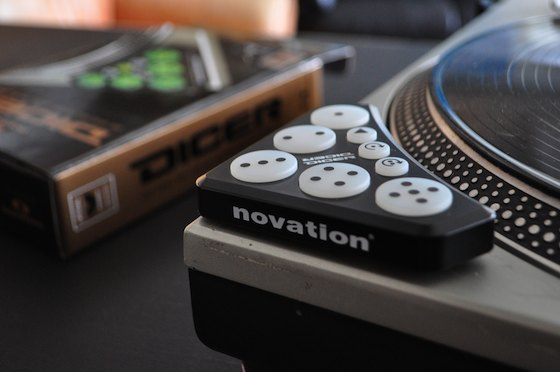The Novation Dicer: Designed for Technics and Serato, but there are some cheaper alternatives...