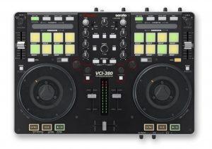 Vestax VCI-380 DJ controller