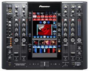 Pioneer's SVM-1000