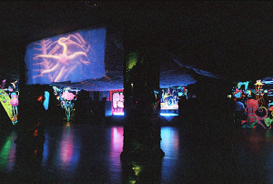 Rave projections