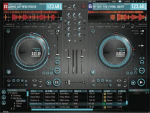 DJUCED DJ software