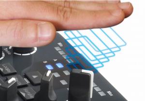 Hercules DJ Control Air sensor
