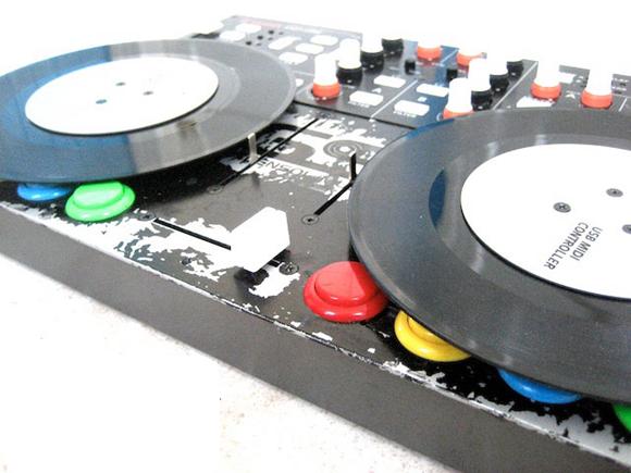 vci-100 real vinyl