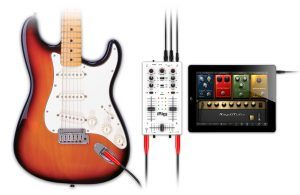 iRig Mix with Guitar setup