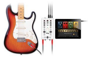 iRig Mix with Guitar setup