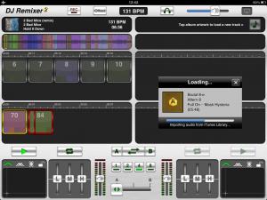 DJ Remixer2 - Track Load