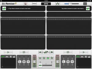 DJ Remixer2 main page