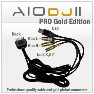 AIODJ Pro Cable
