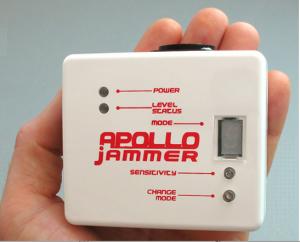 Apollo Jammer handheld