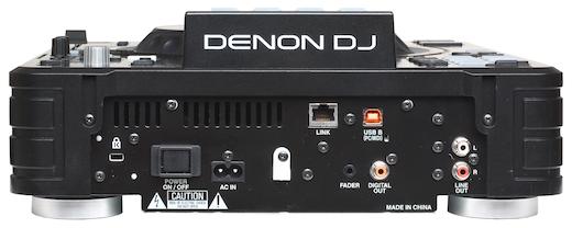 Denon SC2900 back